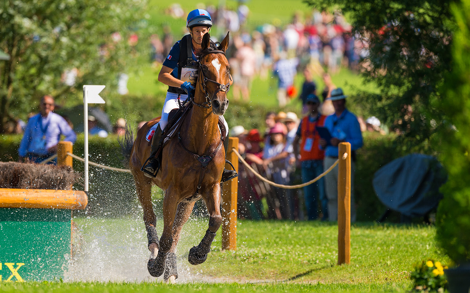 Chio Aachen 2014 World Equestrian Festival Holger Wagner